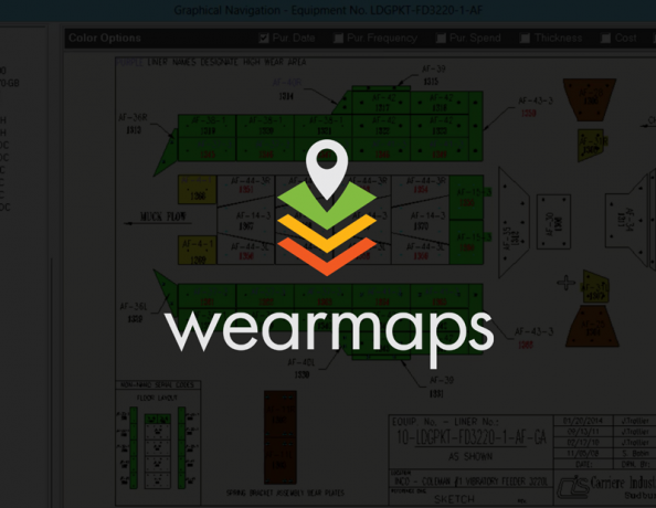 wearmaps - Carriere Industrial Supply