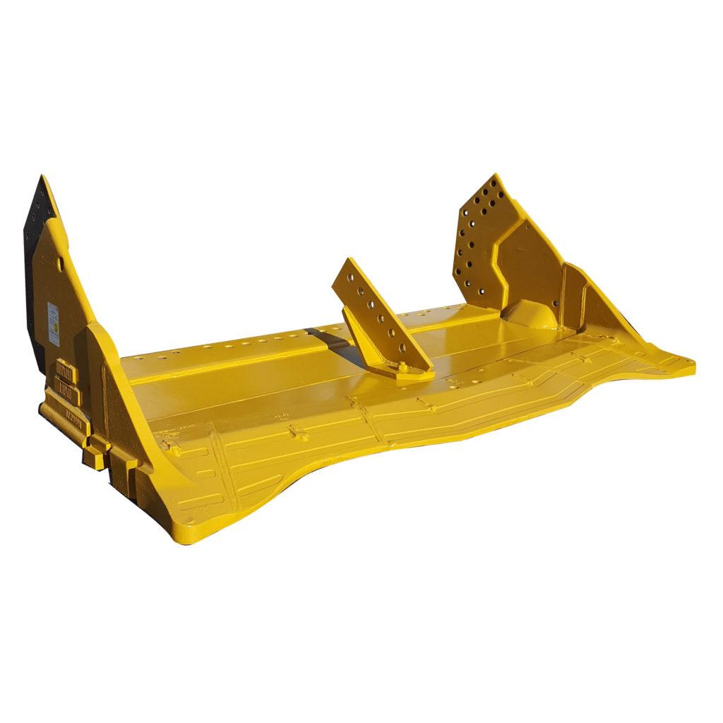 Yellow Keech Armourblade