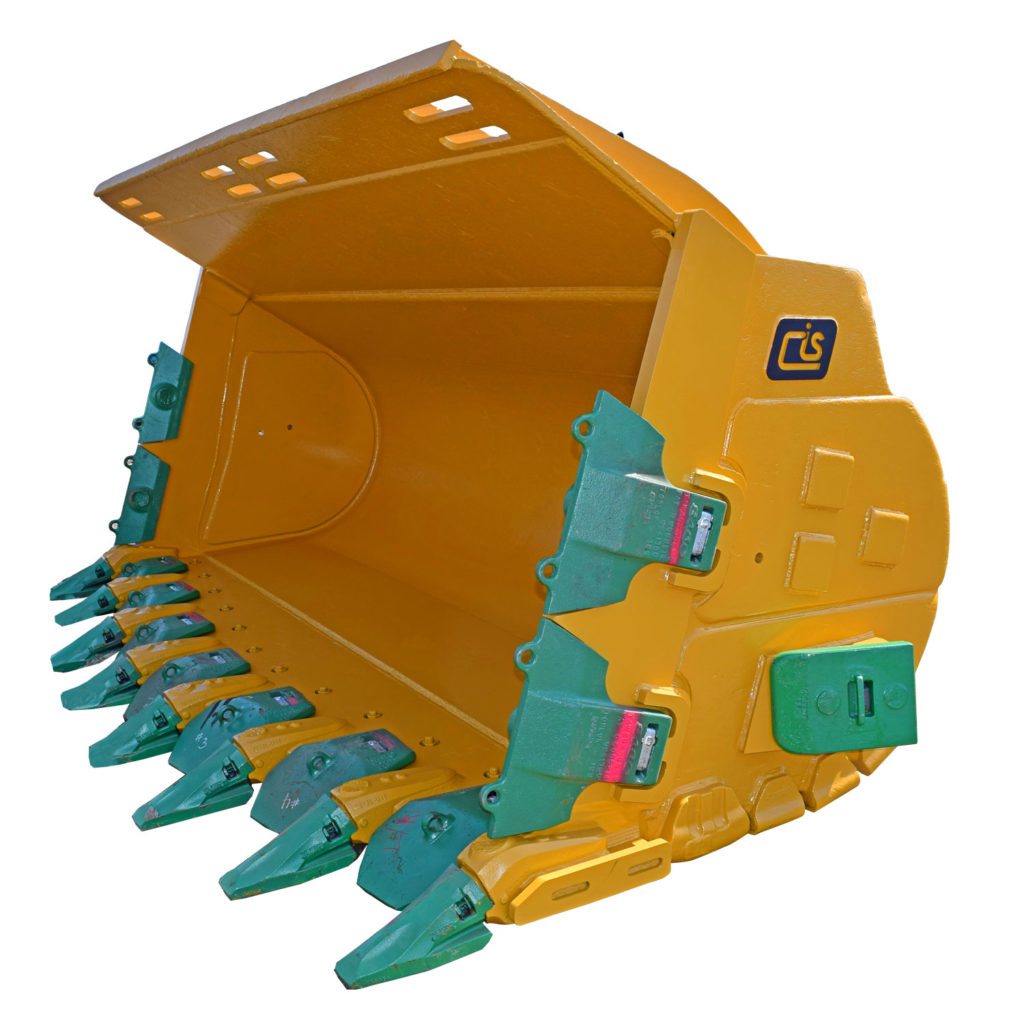 Carriere Industrial Front End Loader Bucket