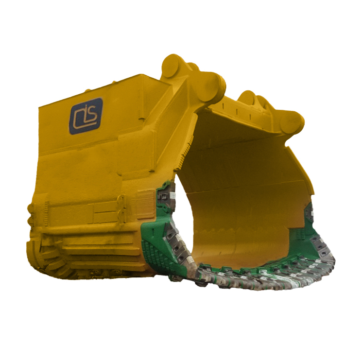 CIS Rope Shovel