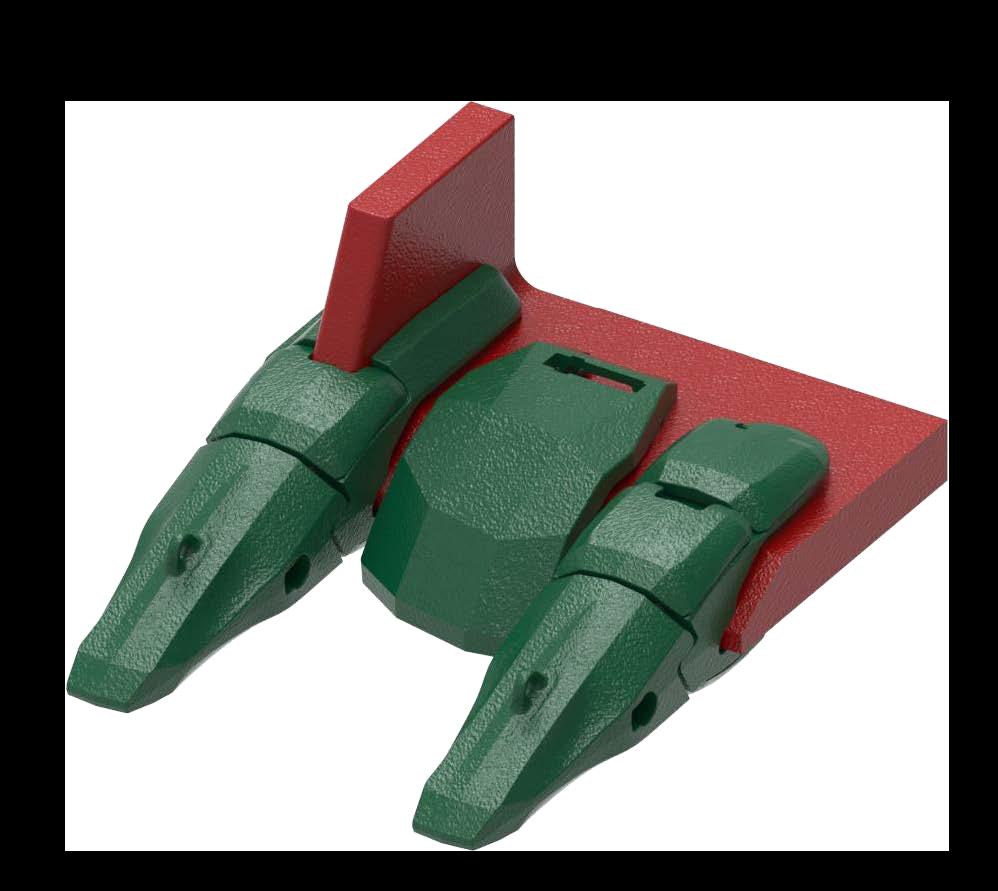 ESCO-Nemisys-N70-Backhoe-&-Face-Shovel
